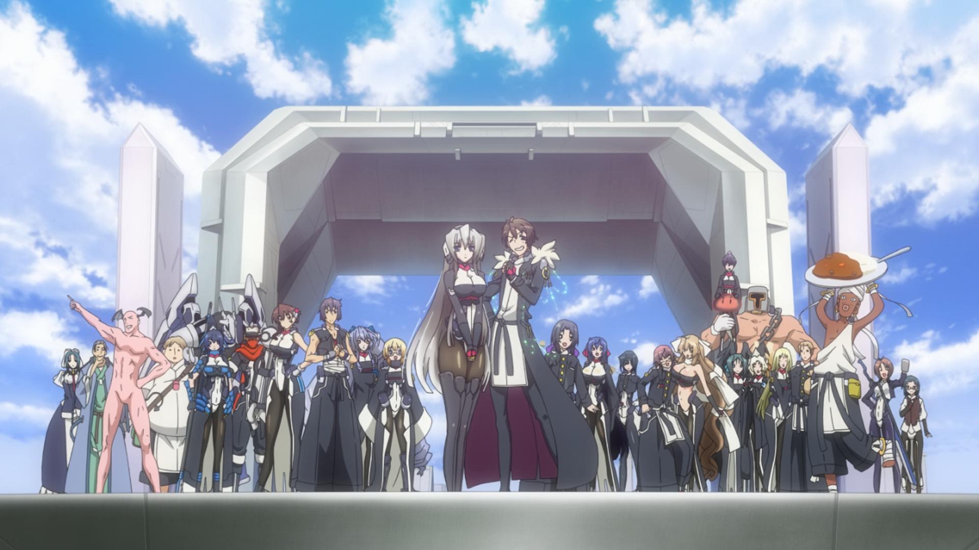 Kyoukai Senjou no Horizon II ตอนที่ 1-13 ซับไทย